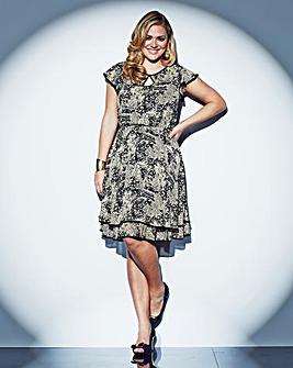 Lovedrobe Print Dress