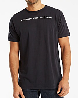 French Connection Script T-Shirt