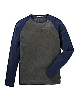French Connection Raglan T-Shirt