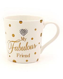 My Fabulous Friend Mug
