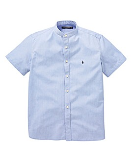French Connection Oxford Grandad Collar
