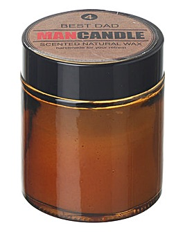 Man Candle - Best Dad