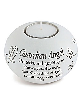 Guardian Angel Tea Light Holder