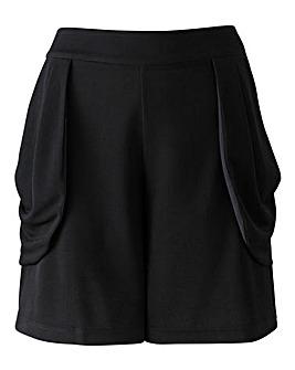 Grazia Jersey Culotte Shorts