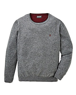Timberland Jones Brook Merino Wool Jumpe