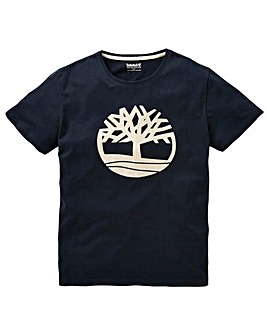 Timberland Kennebec Tree Logo T-Shirt