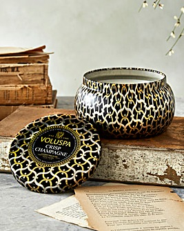 Crisp Champagne 11oz 2 Wick Candle Tin