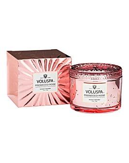 Voluspa Prosecco Rose 11oz Candle