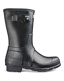 Hunter Mens Original Short Boots