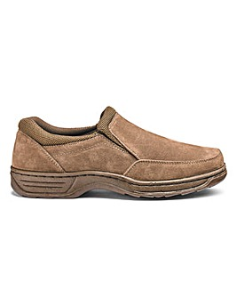 Cushion Walk Outdoor Shoes Wide Fit