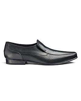 Formal Leather Slip Ons EW Fit