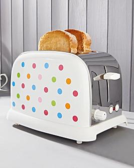 JDW Multi Spot 2 Slice Toaster