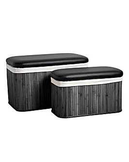 Premier Houewares Storage Seats
