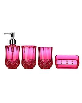 Premier Housewares Bathroom Set