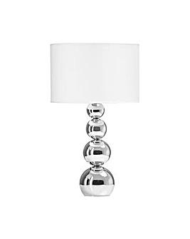 Premier Housewares Touch Table Lamp
