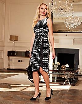 Joanna Hope Print Dress