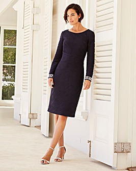 Joanna Hope Textured Dress