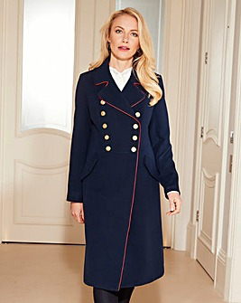 Joanna Hope Military Coat