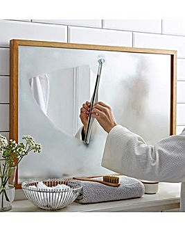 Suction Mirror Wiper