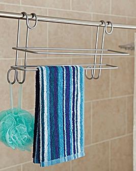 No Fix Towel Rack