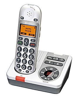 Amplified Phone with Answerphone