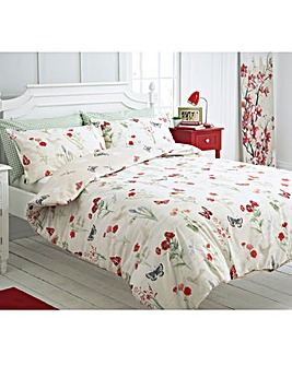 Country Journal Duvet Cover Set Pack 2