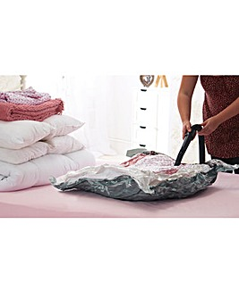 Duvet and Pillow Vacuum Bags x 2