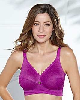 Berlei Classic Non Wired Purple Bra