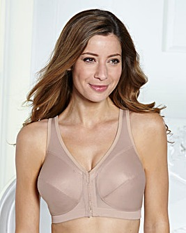 Glamorise Back Support Skin Bra