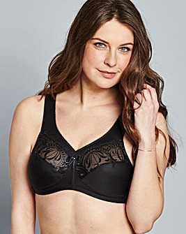 Glamorise Full Cup Non Wired Bra