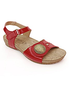 Newdress Granada Patent Sandals G Fit