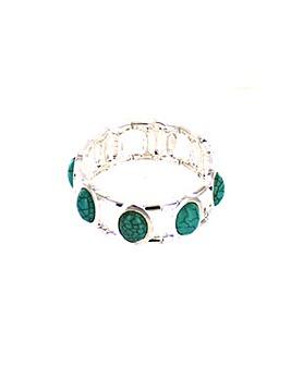 Lizzie Lee Multi Panel Bracelet