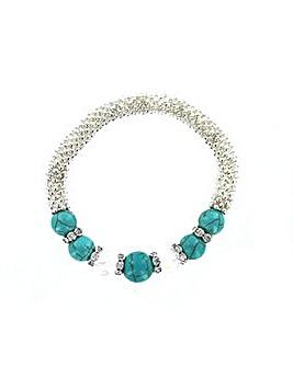 Seven Bead Bracelet