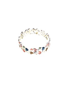 Lizzie Lee Heart Stretch Bracelet