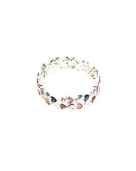 Lizzie Lee Heart Stretch Bracelet