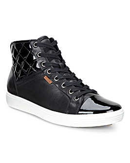 Ecco Lace Up Ankle Boots D Fit