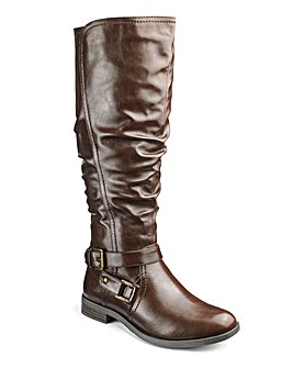 Heavenly Soles Boots E Fit Standard Calf