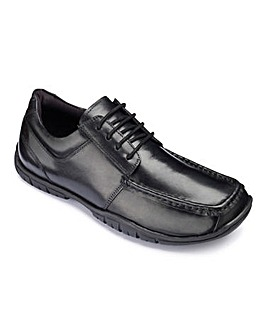 Boys Lace School Shoes Wide Fit