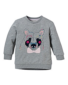 KD MINI Longline Sweatshirt (2-7 year