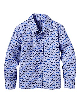 KD MINI Boys Dog Shirt (2-6 years)