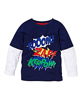 KD MINI Boys Top (2-7yrs)