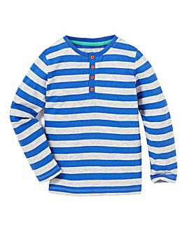 KD MINI Boys Grandad Top (2-7 years)