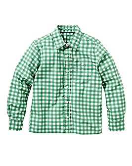 KD EDGE Boys Checked Shirt (7-13 years)