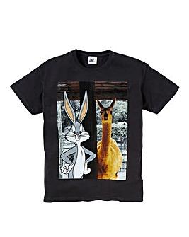 Boys Bugs Bunny T-Shirt (7-12 years)