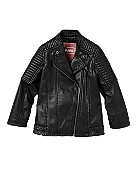 Girls Biker Jacket (5-7 years)