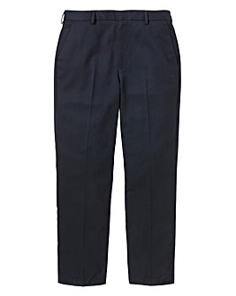Black Label by Jacamo Dobby Trousers 33
