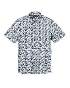 Label J Palm Print Shirt Long