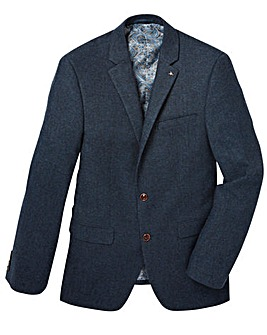 Black Label Tweed Blazer Regular