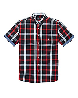 Label J Pier Checked Shirt Regular
