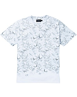 Label J Skulls Print Tee Regular